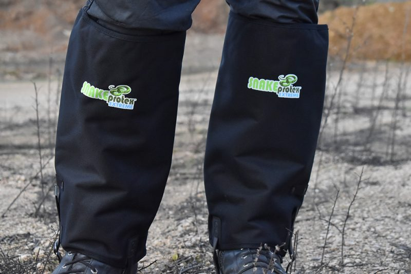 SnakeProtex Extreme Protective Gaiters